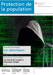 Protection de la population 27 / mars 2017 - Dossier: Les cyberrisques